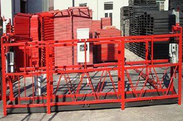 건물 정비 800 킬로그램 정격 하중 zlp800 정지