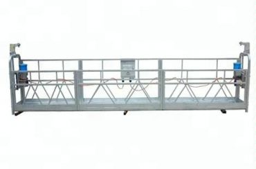 저렴한 가격 일시 중단 된 액세스 플랫폼 / 일시 중단 된 액세스 곤돌라 / 일시 중단 된 액세스 크래들 / 중단 된 액세스 스윙 단계