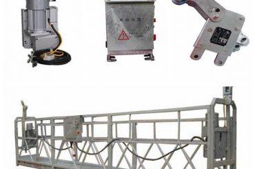 튼튼한 매달린 작업 플랫폼, 높은 천장 그림을위한 l 모양의 플랫폼