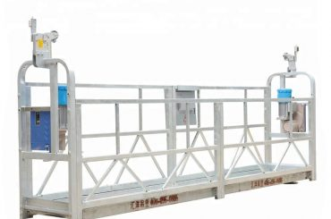 Huiyang - ZLP630 - 6m - 630kg - 아연 도금 - 발판