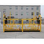 높은 품질과 뜨거운 zlp630 zlp800 전원 작업 플랫폼 zlp 630 정지 플랫폼
