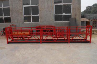 수동 전기 호이스트 - 건설 프로젝트 용 바구니