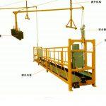 공장 판매 직접 제조 업체에서 정지 플랫폼에 대한 좋은 품질의 전기 호이스트
