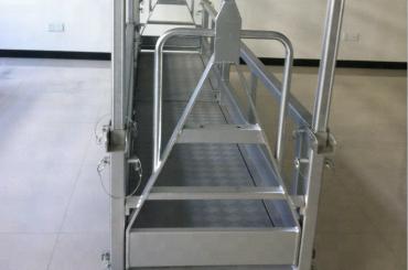 정지 된 강철 작업 플랫폼 / 정지 된 강철 플랫폼