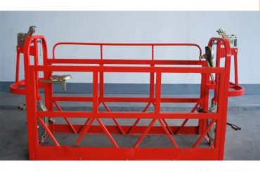 ZLP630 - 받침대 - 거치대 작업 플랫폼 (1)
