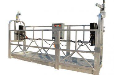 ce / iso-approved zlp 전기 건설 / 건물 / 외부 벽 정지 플랫폼 / 요람 / 곤돌라 / 스윙 스테이지 / 하늘 클림