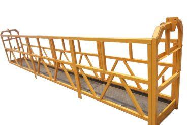 와이어 로프 - 플랫폼 - 창 청소 장비 (1)