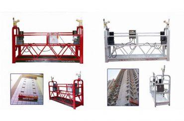 와이어 로프와 플랫 연마 기계 (4)